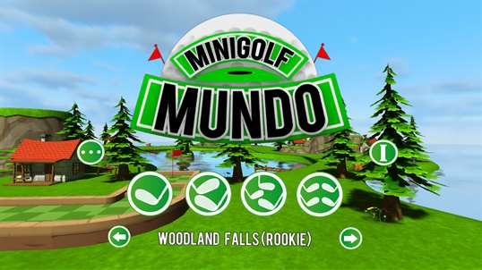 Mini Golf Mundo Free screenshot 1