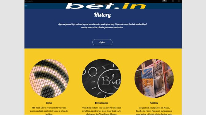Get Betin sports - Microsoft Store