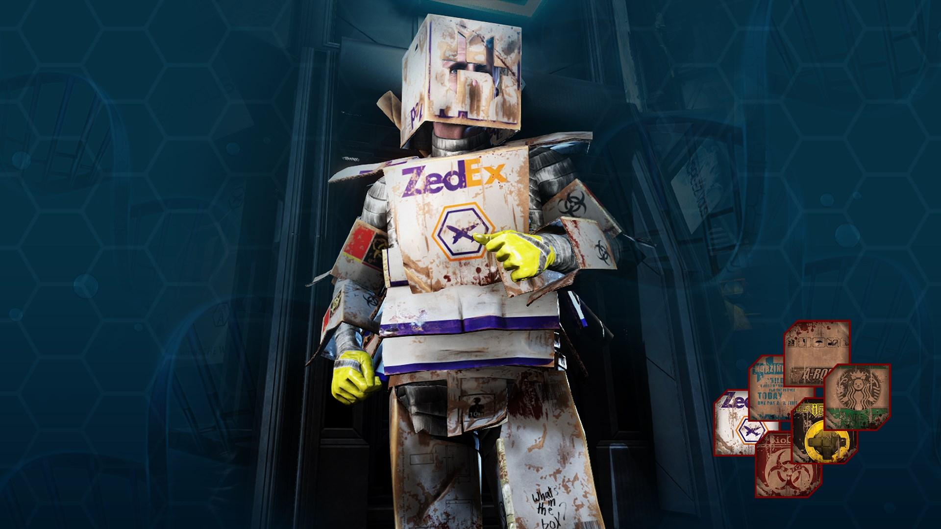 Cardboard Knight Uniform Bundle