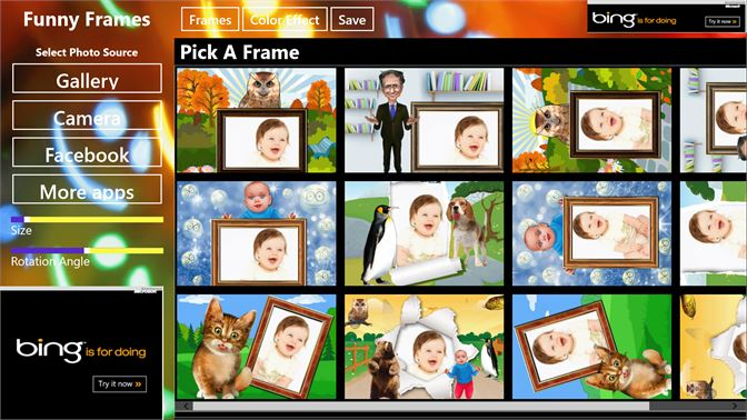 Get Funny Frames - Microsoft Store