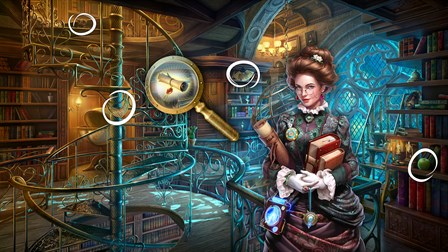 Get The Paranormal Society: Hidden Object Adventure