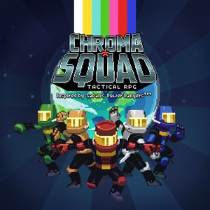 Chroma Squad Xbox One