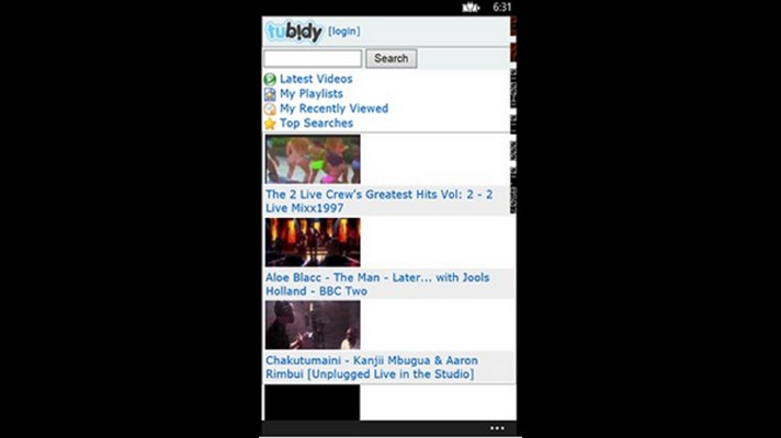 Tubidy mobi for Windows 10 PC Free Download - Best Windows