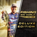 Fishing Sim World®: Pro Tour Deluxe Edition Logo