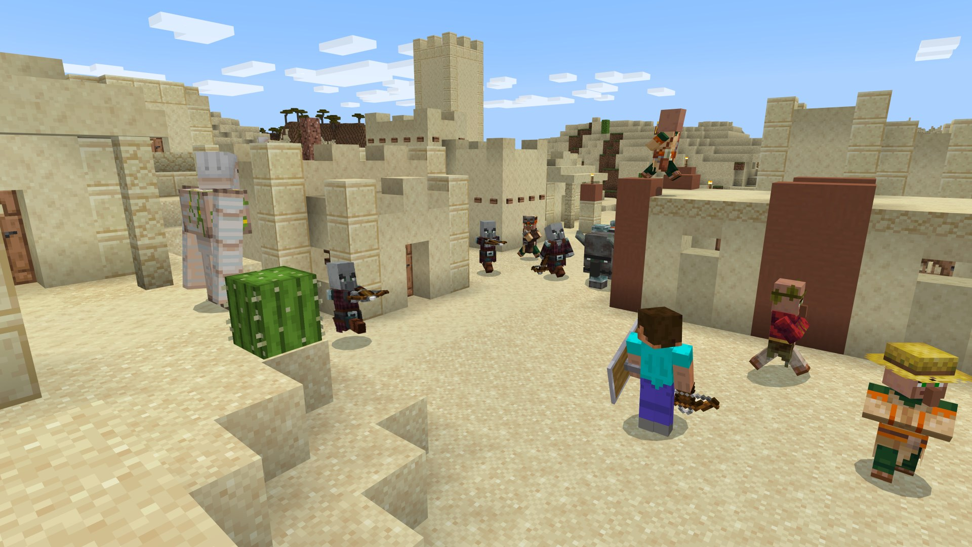 Скриншот №11 к Minecraft Master Collection