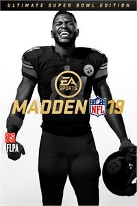 Madden NFL 19: Ultimate Super Bowl Edition