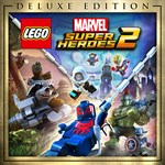 LEGO® Marvel Super Heroes 2 Deluxe Edition Logo