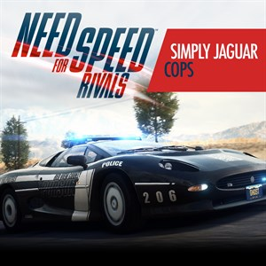 Need for Speed™ Rivals Simply Jaguar Cops Xbox One