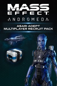 Mass Effect™: Andromeda - Asari Adept Multiplayer Recruit Pack