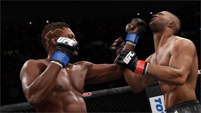 Buy UFC® 3 Standard Fight Night Champion Bundle - Microsoft