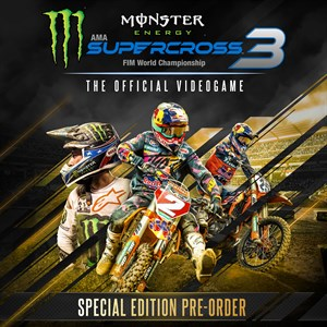 Monster Energy Supercross 3 - Special Edition Pre-order Xbox One