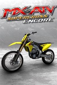 Carátula del juego 2015 Suzuki RM-Z450 MX