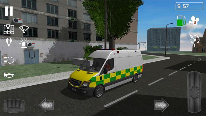 Get Emergency Ambulance Simulator - Microsoft Store