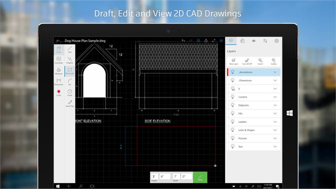 Get AutoCAD mobile - DWG Viewer, Editor & CAD Drawing Tools - Microsoft  Store en-GB