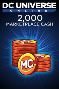 2,000 Marketplace Cash