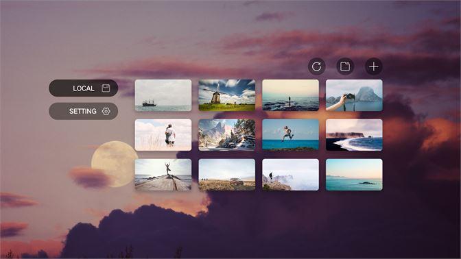 Buy Moon VR Video Player - Microsoft Store