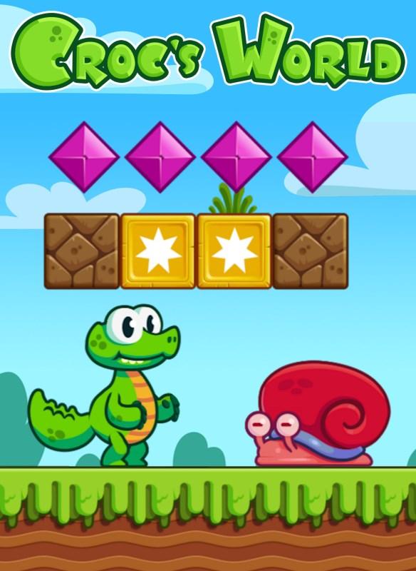 Croc's World (Xbox-Edition)