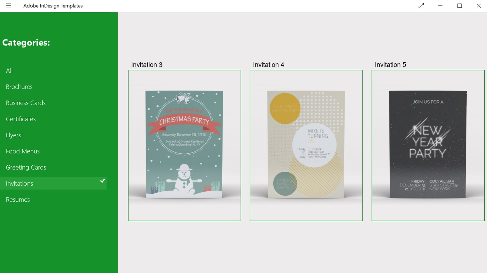 Certificate Template Adobe Indesign Image collections ...