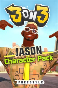 Carátula del juego 3on3 FreeStyle – Jason Character Pack