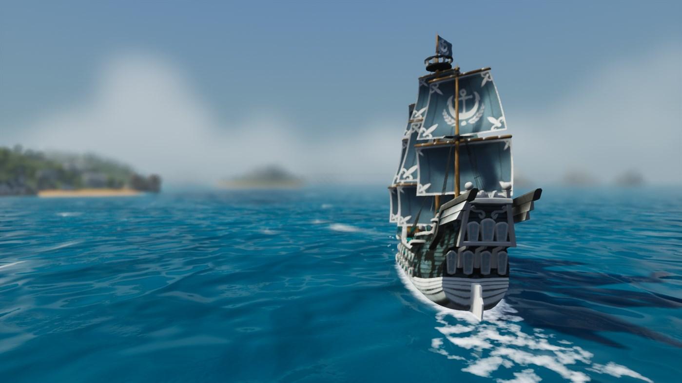 King of Seas estará chegando aos consoles Xbox no dia 25 de maio