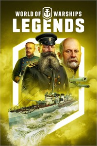 World of Warships: Legends - Kanonenboot der Ostsee