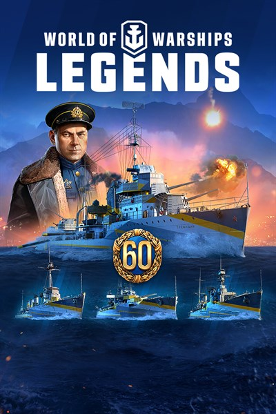 World of Warships: Legends - Ultimate Edition