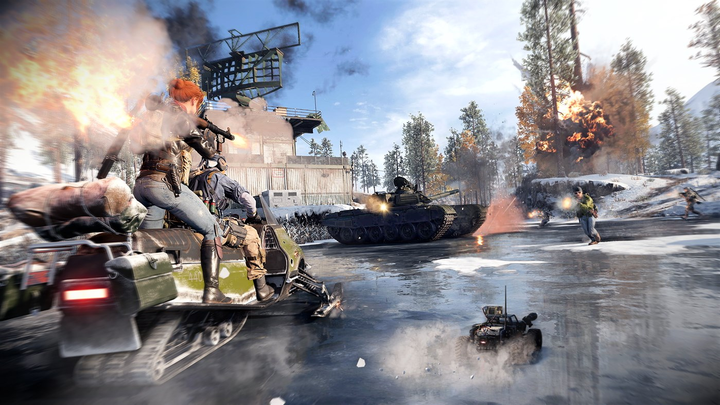 Аренда Call of Duty: Black Ops Cold War на PlayStation 4