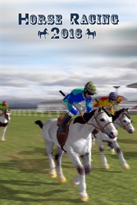 Carátula del juego Horse Racing 2016