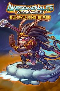 Carátula del juego Sun Wukong Skree - Awesomenauts Assemble! Skin
