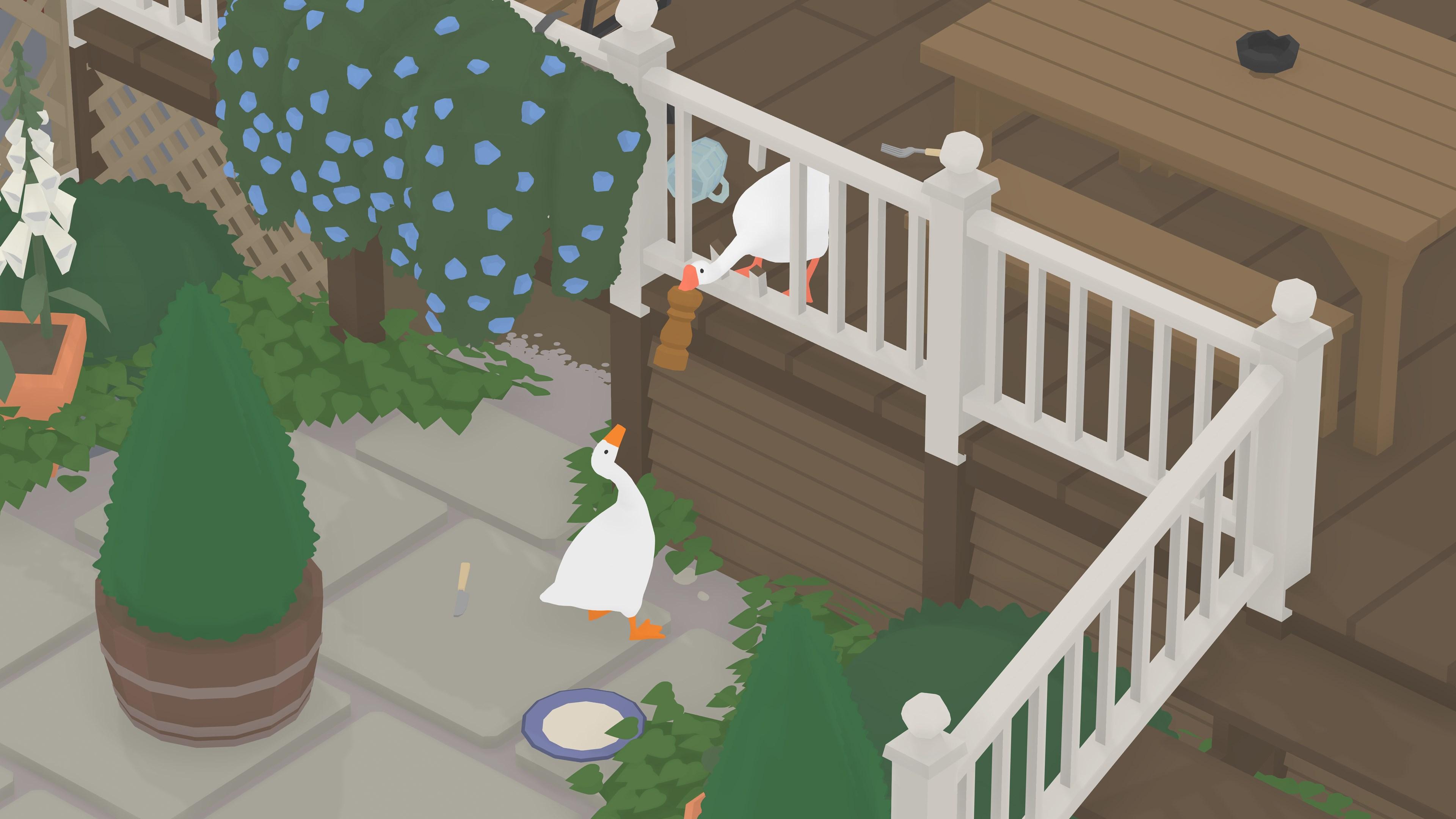 Скриншот №16 к Untitled Goose Game