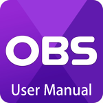 OBS Studio Easy To Use Manual Logo