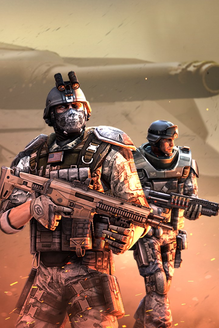 Get Modern Combat 5: eSports FPS - Microsoft Store
