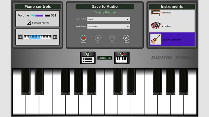 Buy Digital Piano - Microsoft Store