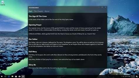 The Divine Mercy Screenshots 1