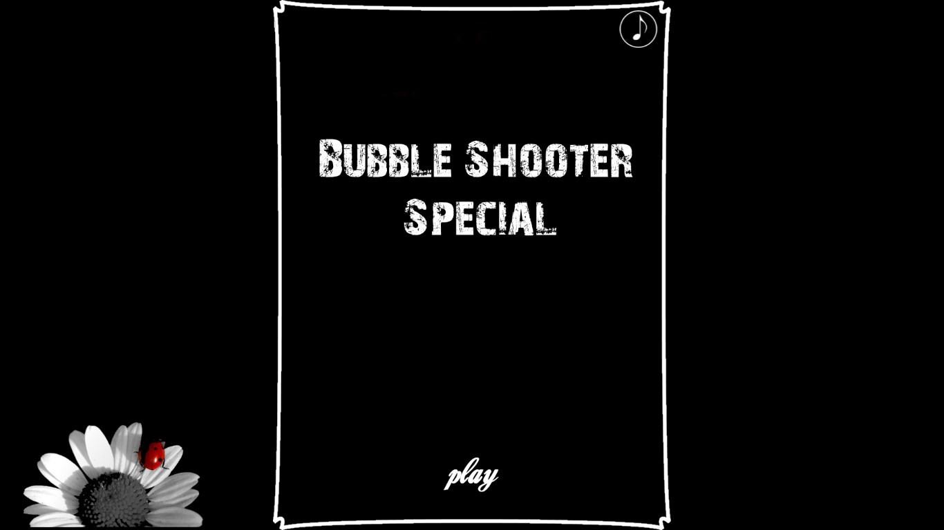 Bubble Shooter Special