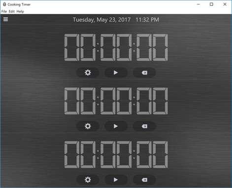 Cooking Timer by VTeam Screenshots 1