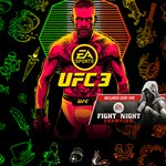 UFC® 3 Standard Fight Night Champion Bundle Logo
