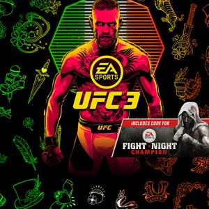EA SPORTS™ UFC® 3: lote de Campeón de Fight Night estándar Xbox One