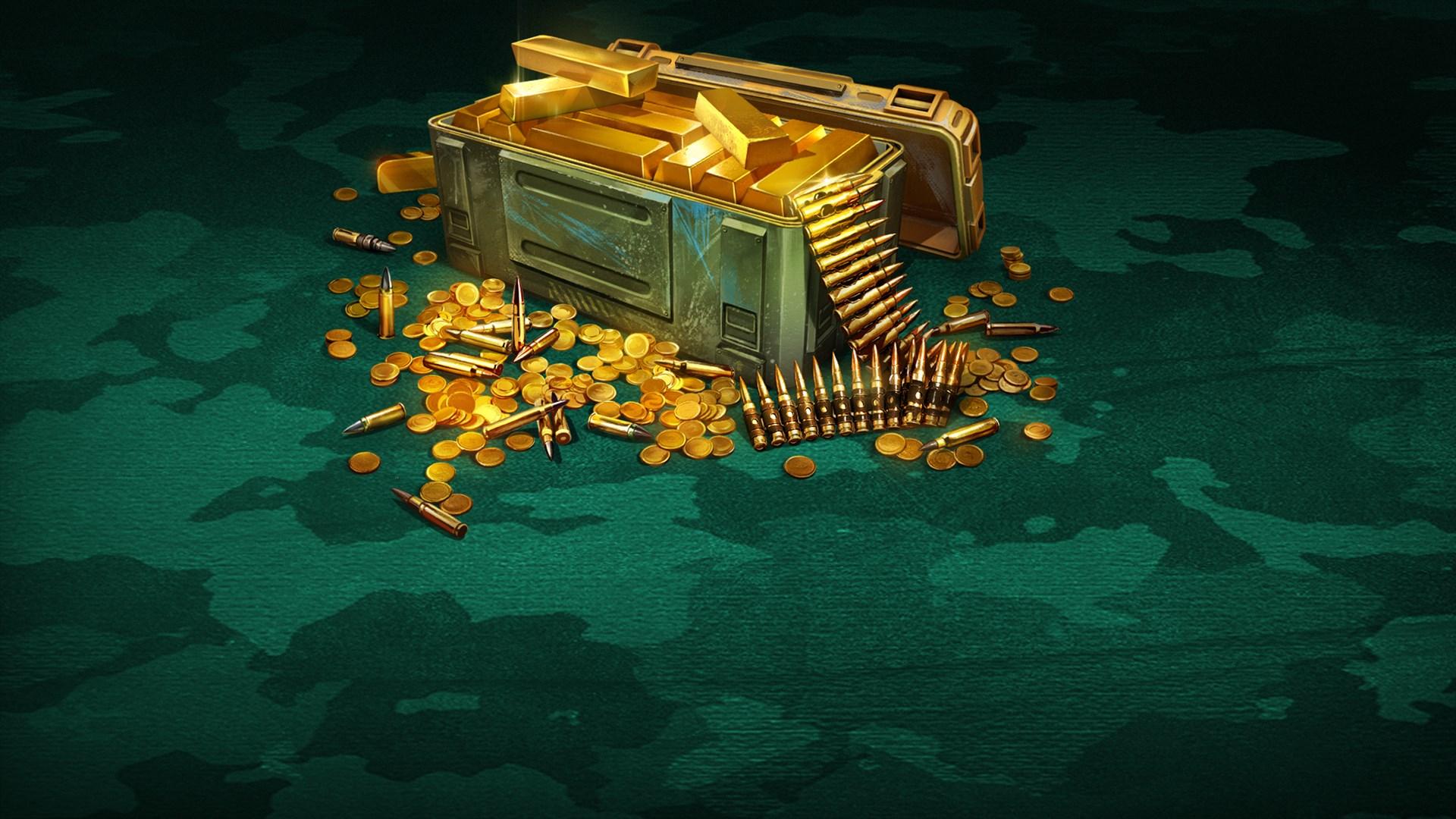 Armored Warfare - 11.000 Gold