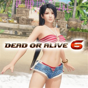 【復刻】DOA6 ラブリーサマーコスチューム 紅葉 Xbox One