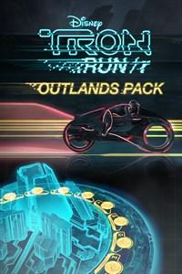 Carátula del juego TRON RUN/r Outlands Pack