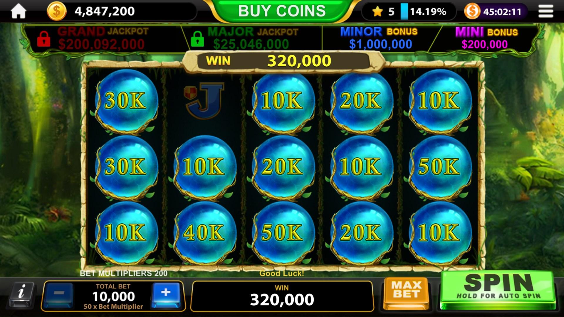 jackpot Grand kazino