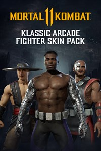 Klassic Arcade Fighter Pack