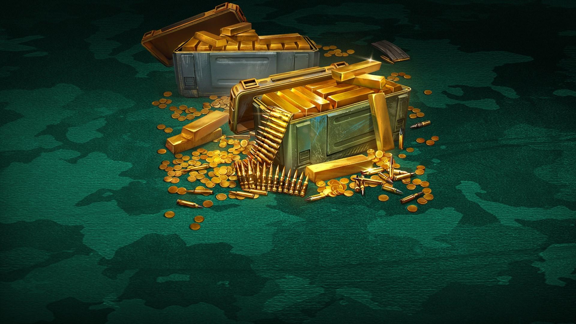Armored Warfare - 16.000 Gold