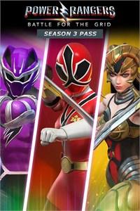 Power Rangers: Battle for the Grid Saison-3-Pass