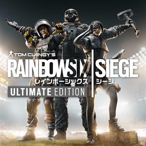 Tom Clancy's Rainbow Six® Siege Ultimate Edition Xbox One