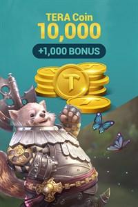 [NA/EU] TERA Coin 10,000 (+1,000 BONUS)