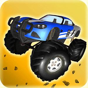 Get Monster Truck Racing: Mountain Destruction - Microsoft