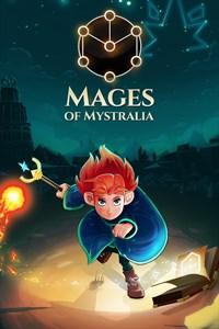 Carátula para el juego Mages of Mystralia de Xbox 360