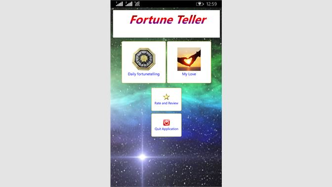Get Fortune Teller (Love) - Microsoft Store